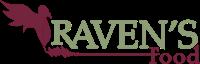 Raven's Food Logo